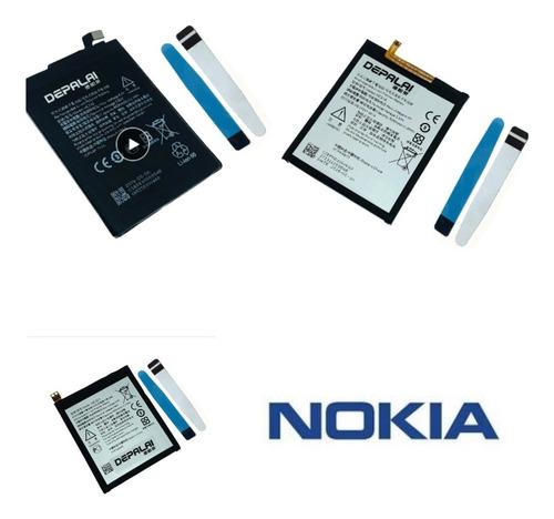 Nokia 2 Nokia 6 Nokia 5 Baterias De Repuesto Nuevas