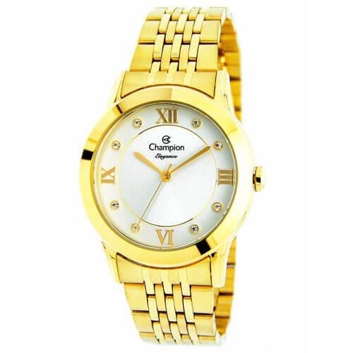 Relógio Champion Feminino Elegance Cn26957h