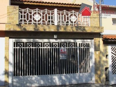 Excelente Sobrado Em Pirituba, Vista Verde 3 Dorms 2 Vagas - 6039