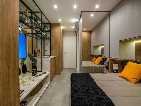 Studio A Venda, 1 Dormitorio, Vila Prudente - Ap07968 - 67645399