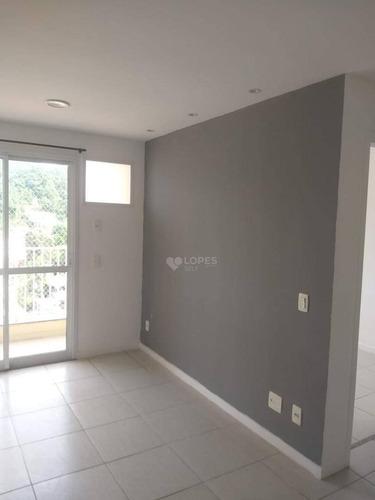Apartamento À Venda, 51 M² Por R$ 260.000,00 - Maria Paula - São Gonçalo/rj - Ap45381