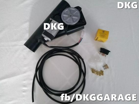Difusor De Escapamento Eletrico - Dkg Custom Garage