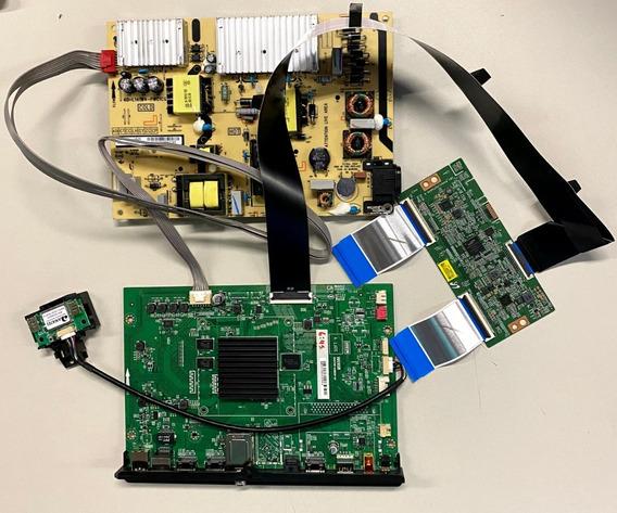 Kit Placas Tv Tcl 65p65us / W2cm2510+ms6586+40-l141w4-pwc1c