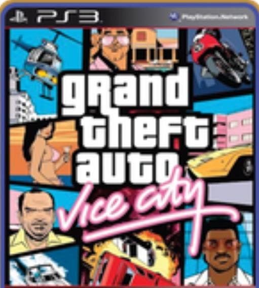 Gta Vice City Play 3 Jogo Em Promoção