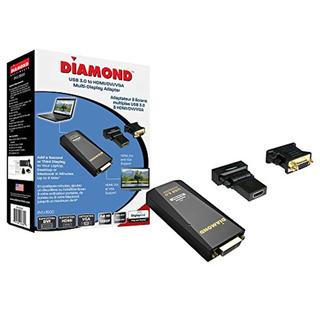 Diamond Multimedia Usb 3.0 A Vga Adaptador