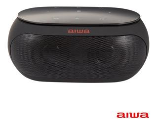 Parlante Bluetooth Portatil Sonido Hifi Aiwa Aw31 Negro