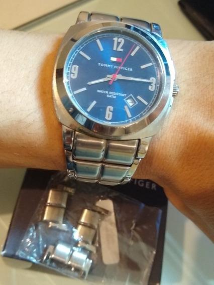 Relógio Tommy Hilfiger Original Datejust Lindo Movado.group
