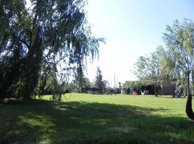 Lote 990 M2, Zona Quintas, Parquizado Y Alambrado. Escritura