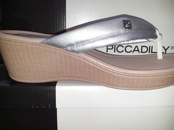 Ojotas Piccadilly Plataforma