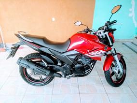 Yamaha Yamara-fazer250-2015