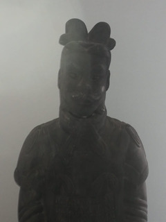 Estatua Soldado Terracota