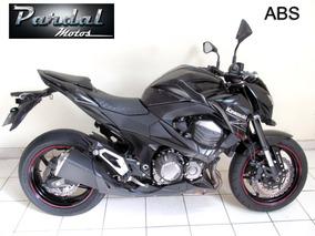 Kawasaki Z 800abs 2013 Preta
