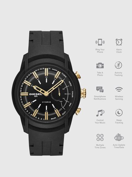 Relógio Diesel On Ndw 2d3 Híbrido Smart Watch
