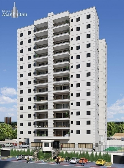 Ótimo Apartamento De 130m² No Edifício Manhattan - Caçapava -sp - Ap1653