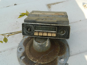 Antigua Radio Blaupunk Para Volkswagen Escarabajo1960
