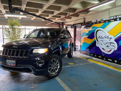 Grand Cherokee Limited 2013 4g