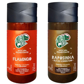 Kit 2 Kamaleao Color Flamingo + Raposinha 150ml Original