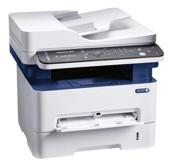 Multifuncional Xerox À Laser Workcentre 3225dni Wi-fi, Usb