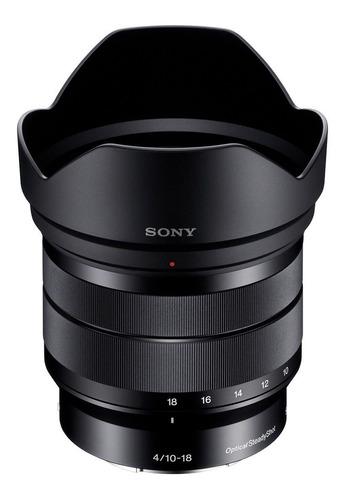 Imagem 1 de 3 de Lente Sony E 10-18mm F/4 Oss