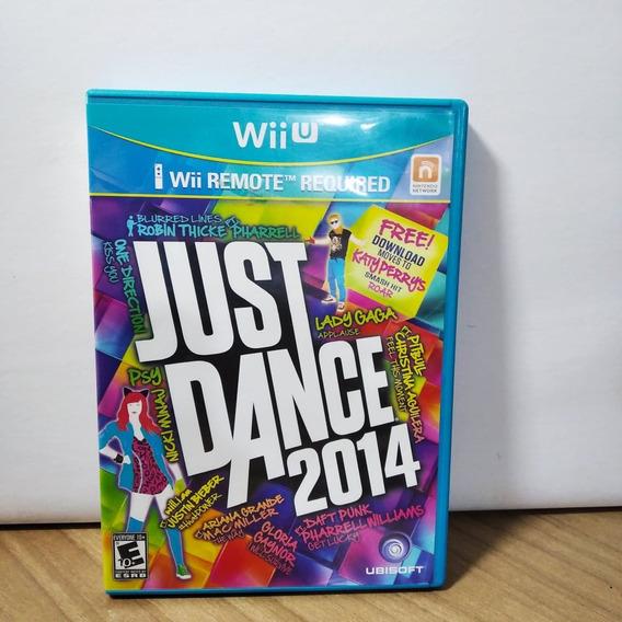 Just Dance 2014 Wii U Usado