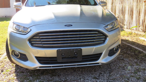 Ford Fusion Turbo 2.0 Automático, Secuencial;extra Full Impk