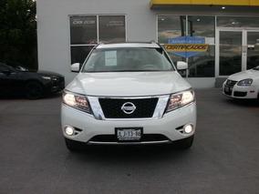 Nissan Pathfinder Exclusive Awd Modelo 2014