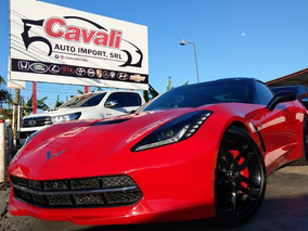 Chevrolet Corvette Stingray Rojo 2014