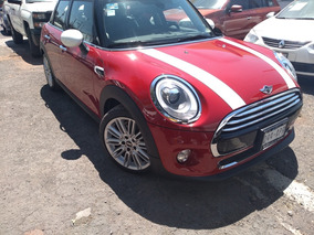 Mini Cooper 1.5 Pepper 5 Puertas At 2017