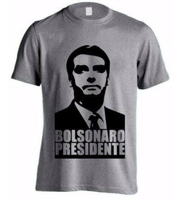 Camisa Bolsonaro Presidente - Cod = 1