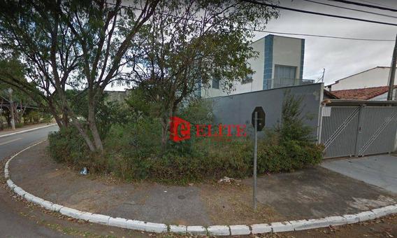 Terreno Esquina Residencial E Comercial À Venda, Jardim Satélite, São José Dos Campos. - Te1002