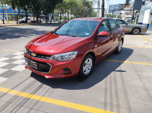 Imagen 1 de 15 de Chevrolet Cavalier Ls 2019 Rojo