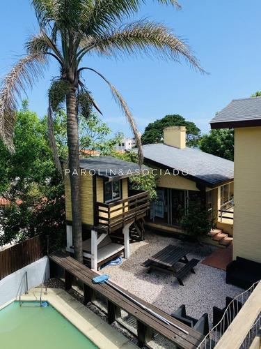 Casa En Punta Del Este, Mansa   Parolin Propiedades Ref:3360- Ref: 3360