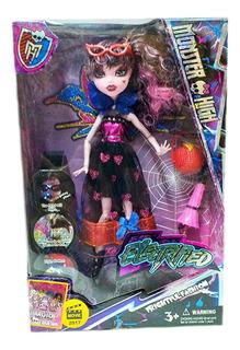 Monster High Electrificada! Con Luces 30cm Superarticuladas