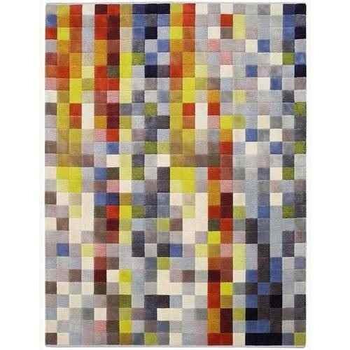 Tapete São Carlos Pixel Colorido2,50x3,50 Sala Quarto Saldão