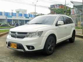 Dodge Journey 2.4 5 Puestos