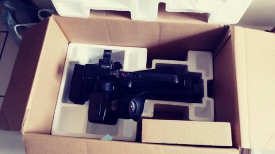 Filmadora Ag-hmc80 Completa, Na Caixa