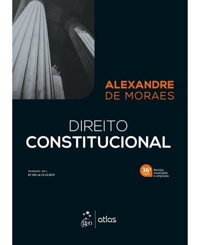Direito Constitucional 36ªed - 2020