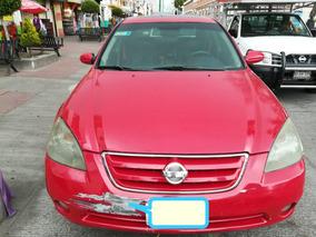 Nissan Altima 2.5 Sl Aa Ee Cd Piel Qc At 2003