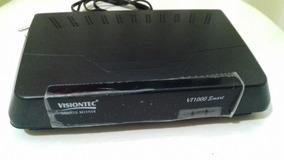 Receptor De Parabólica Visiontec Vt1000 Smart (seminovo)