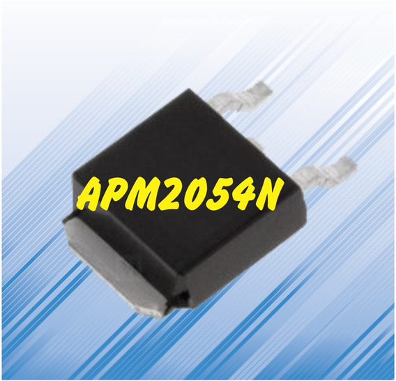 Mosfet Smd Apm2054n (3 Unidades)