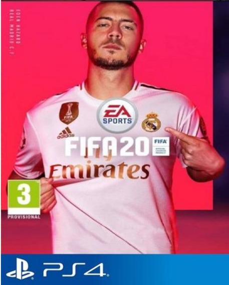 Fifa 2020 - Ps4 Mídia Digital