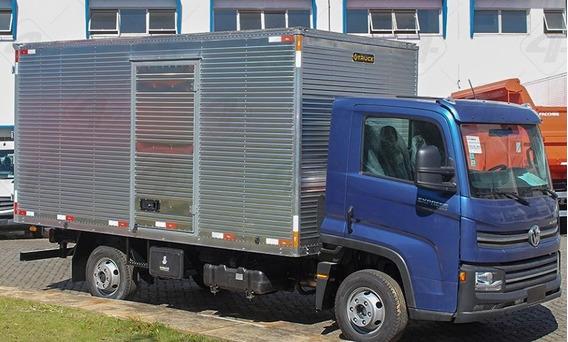Volkswagen Delivery Express Bau 2018