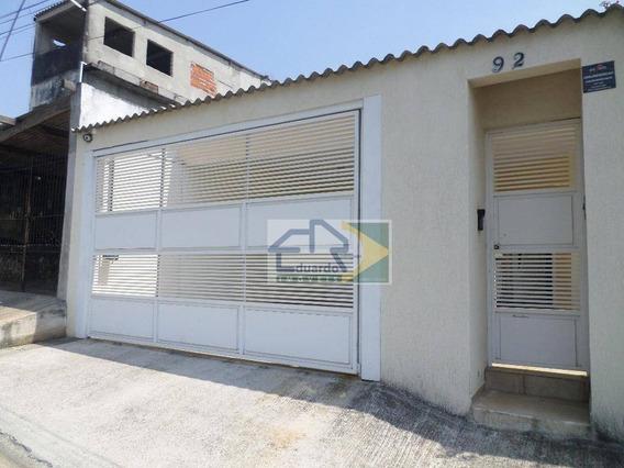 Casa Residencial À Venda, Jardim Casa Branca, Suzano - Ca0109. - Ca0109