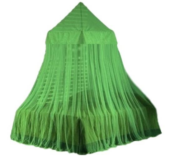 Mosquiteiro Solteiro Box Renda Rosa/branco/verde/azul/......