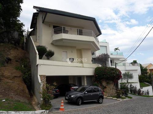Imagem 1 de 21 de Casa Com 4 Dormitórios À Venda, 495 M² Por R$ 4.000.000,00 - Charitas - Niterói/rj - Ca15915