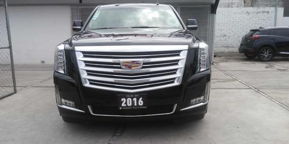 Cadillac Escalade Esv 6.2 Platinum At 2016