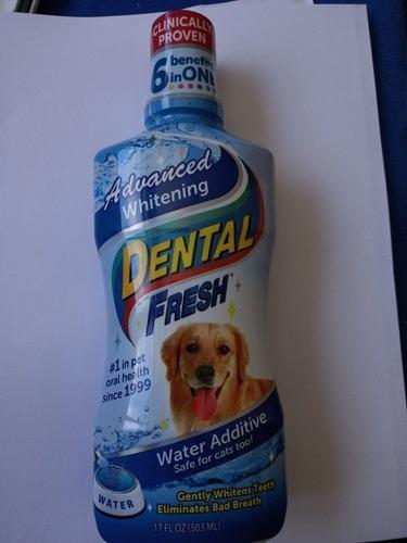 Aditivo Agua Dental Fresh 503ml 17 Onzas Ver Descripción