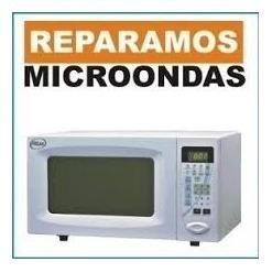 Microondas Reparacion Retiramos Para Presupuestar Sin Cargo