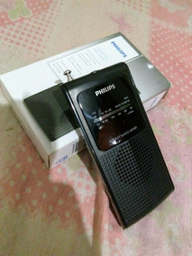 Pocket Rádio Phillips