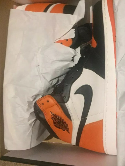 Nike Air Jordan Retro 1 High Og - Shattered Backboard